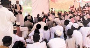 بإشراف مكتب الجمعية بأوغندا :افتتاح مسجد بني بأموال ليبية